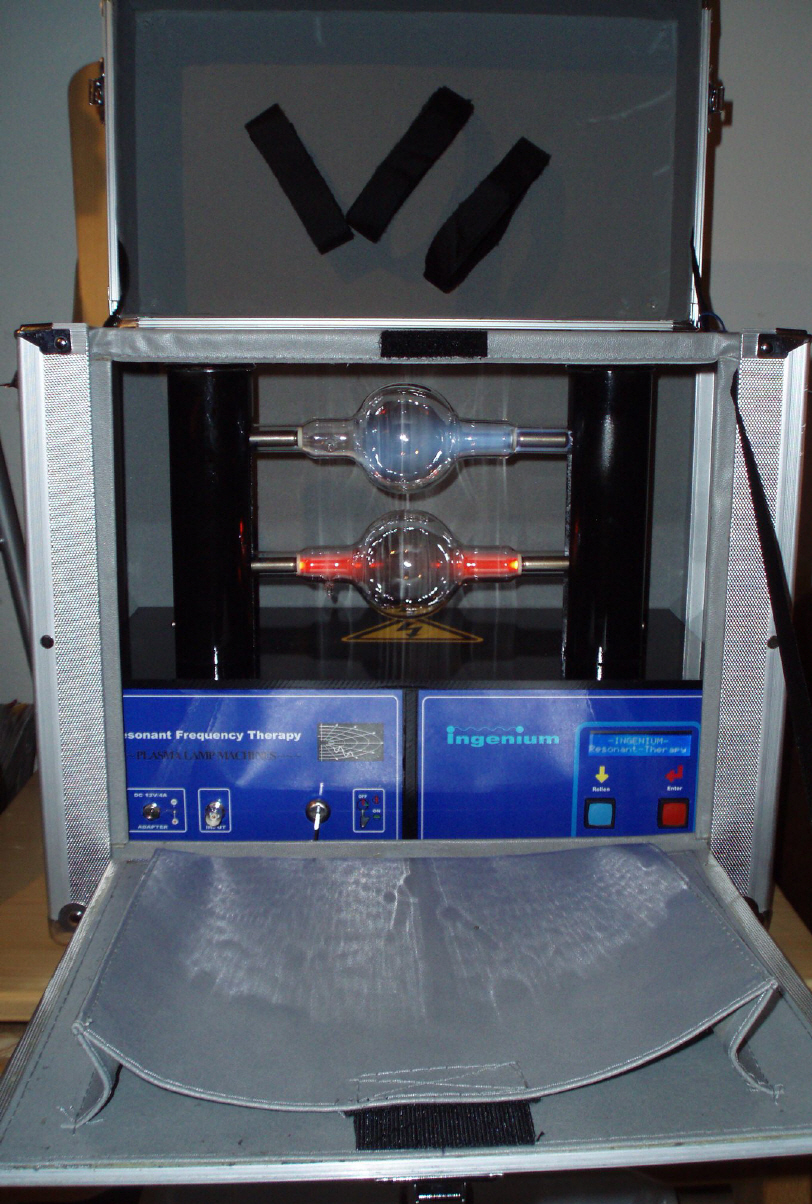 plasma rife machine